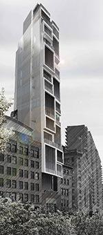 Bridging Gaps Stadtregal: Baulücken-Hochhaus als urbane Nachverdichtung in Boston