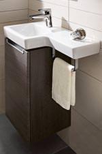 Subway 2.0 - Waschbecken für Gäste-WCs
