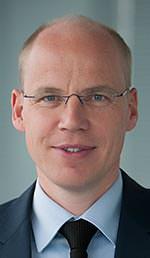 Dr. Timm Kehler, Sprecher des Vorstands der Brancheninitiative Zukunft Erdgas
