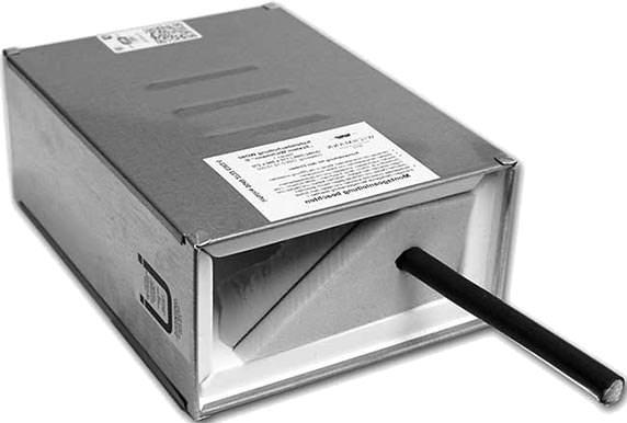 SoniFoam-Kabelbox
