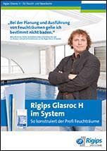 "Broschüre ""Rigips Glasroc H im System"""
