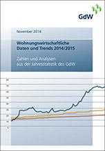 """""""Wohnungswirtschaftliche Daten und Trends 2014/2015"""""""