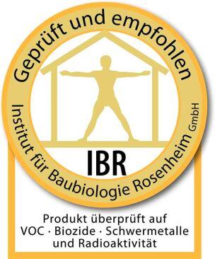 IBR-Prüfsiegel
