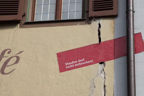 Bilder aus Staufen (Oktober 2012)
