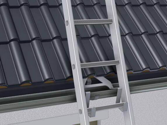 Leitersicherung LUX-top LS II für Steildächer