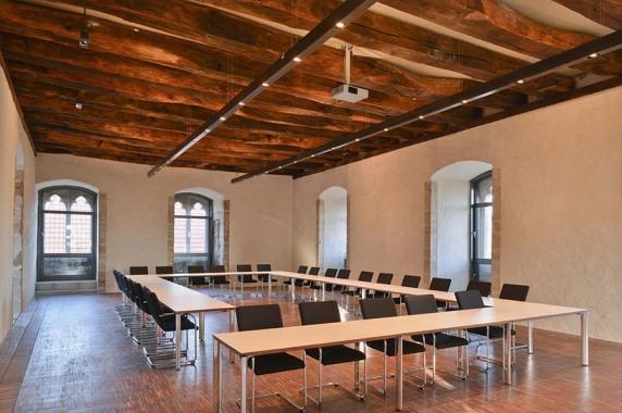 Bildung: Kulturcampus Domäne Marienburg, Hildesheim (Conceptlicht GmbH), Foto: Olaf Mahlstedt
