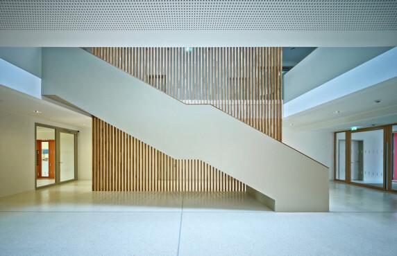 """""""Luise-Bayerlein-Haus"""" von Raum und Bau (© Velux / Lothar Sprenger)"""