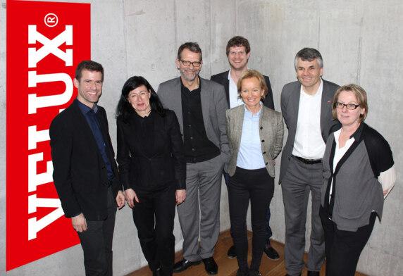 Jury Velux Architekten-Wettbewerb 2014