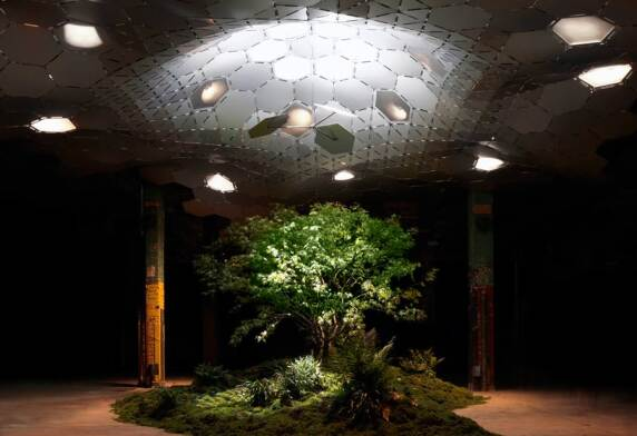 "James Ramsey, New York mit ""The Lowline"" © The Lowline, James Ramsey, New York"