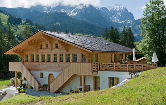 """Haus """"Saanenland"""" von Fullwood - Sieger in der Kategorie """"Landhäuser"""""""