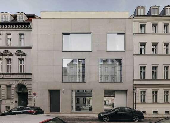 David Chipperfields Erweiterung des eigenen Büros in Berlin (Foto: RIBA)