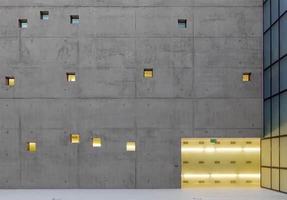 Riegler Riewe Architekten, Projekt: Schlesisches Museum Katowic