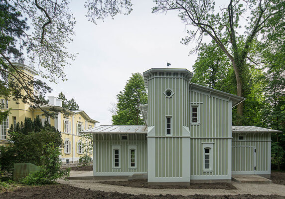 Bögl Gierer Architekten, Projekt: Park-Garage