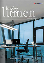 """""""lux & lumen 2015"""" von Glamox Luxo"""