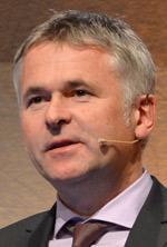 Johannes Edmüller, Geschäftsführer von Schlagmann Poroton