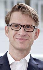 Martin Hockemeyer, Vorstandsvorsitzender der Telefunken Licht AG und Geschäftsführender Gesellschafter der Gebrüder Thiele Gruppe