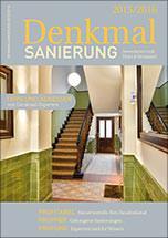 Denkmal-Magazin: Denkmalsanierung
