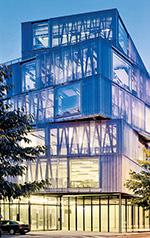 Schule der Architektur in Straßburg (Bild: Marc Mimram Architecte/Julien Lanoo)