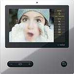 Frostsichere Türstationen und Kameras mit Durchblick bei eisiger Kälte