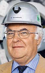 Dr.-Ing. E. h. Martin Herrenknecht