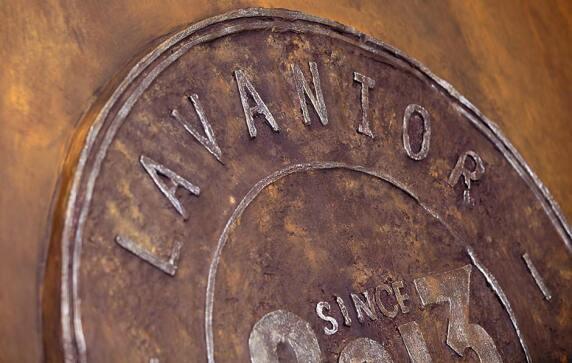 Jede Lavanior Art-Wand ist ein Unikat und erhält das Lavanior-Siegel.