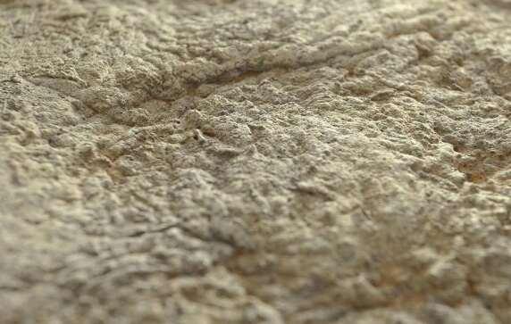 Auch Felsgestein lässt sich pastisch nachbilden.