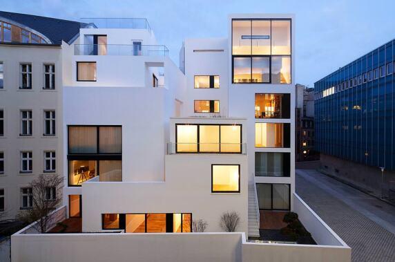 Lobende Erwähnungen, Kategorie Neubau: Atelier Zafari, Deutschland