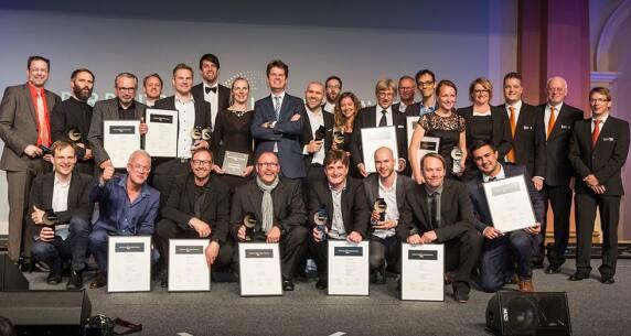 Preisträger Lichtdesign-Preis 2015