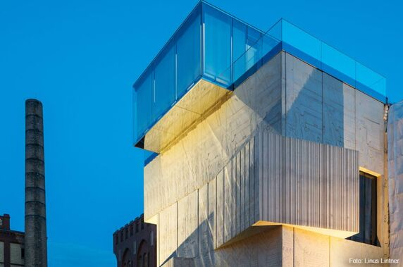 Museen: Tchoban Foundation - Museum für Architekturzeichnung, Berlin (Kardorff Ingenieure Lichtplanung) Foto: Linus Lintner