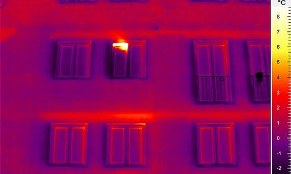 1. Thermografie