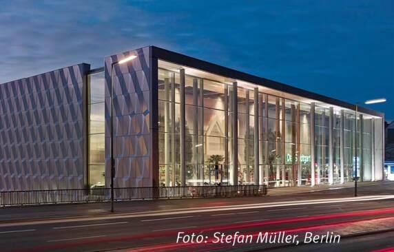 Bauhaus Halensee von Thomas Müller Ivan Reimann Gesellschaft von Architekten mbH <br/>Foto: Stefan Müller