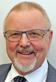 Karl-Heinz Schneider, Präsident des Zentralverbands des Deutschen Dachdeckerhandwerks (ZVDH)