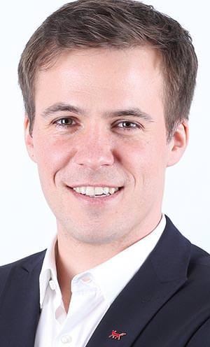 Philipp Beck, Geschäftsführer Vertrieb bei Beck + Heun GmbH