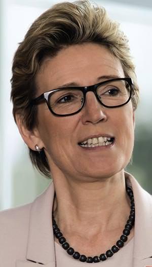 Angelique Renkhoff-Mücke, Vorstandsvorsitzende von Warema