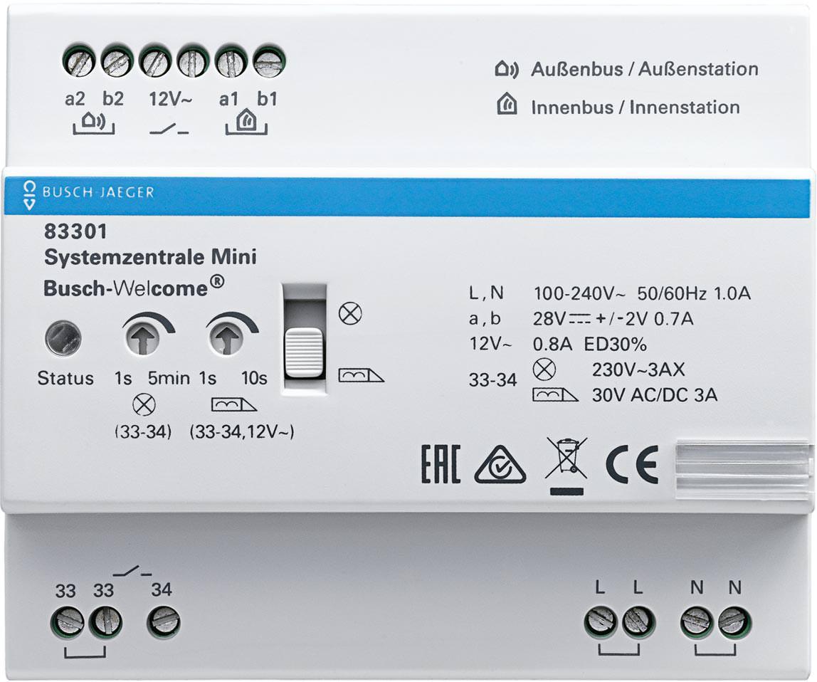 Systemzentrale Mini (6TE)