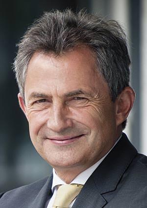 Dipl.-Ing. Peter Hübner: Präsident vom Hauptverband der Deutschen Bauindustrie