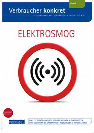 "Themenheft ""Elektrosmog"""