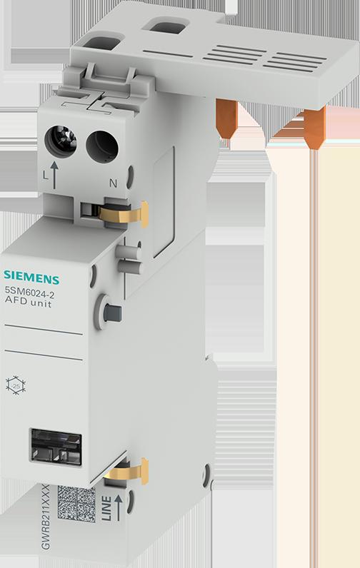 5SM6 Brandschutzschalter für Bemessungsströme bis 40 Ampere (A)