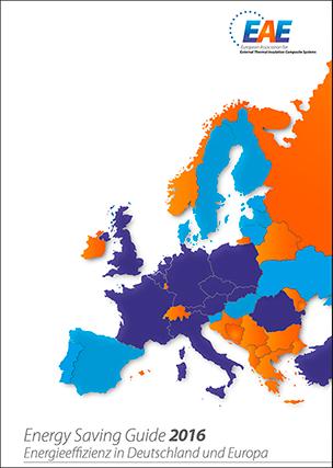 Energy Saving Guide 2016 von der European Association for ETICS
