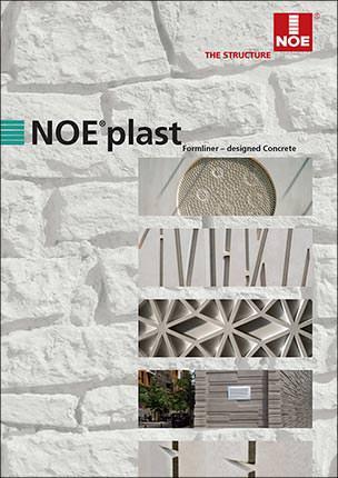 NOEplast-Katalog mit über 100 NOEplast Standardstrukturen