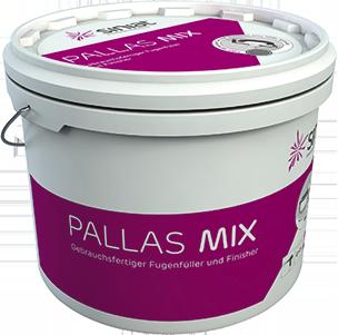 Pallas mix im 29 kg Eimer