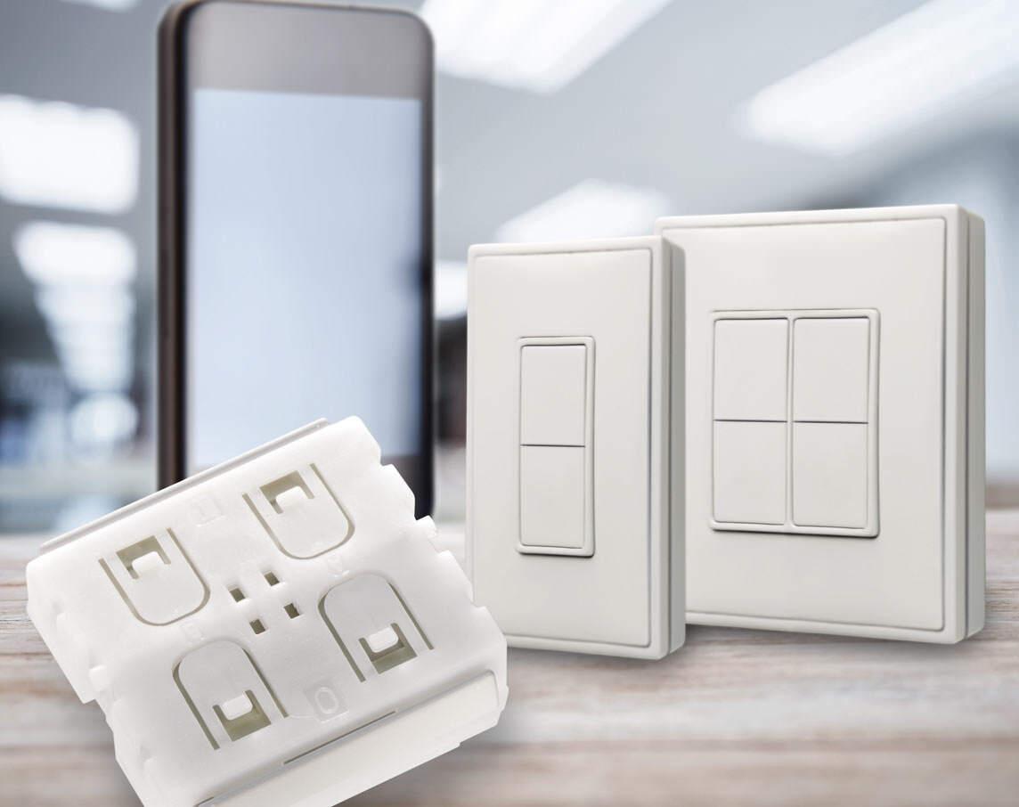 batterielose Funkmodule für Bluetooth Low Energy-Systeme mit 2,4 GH