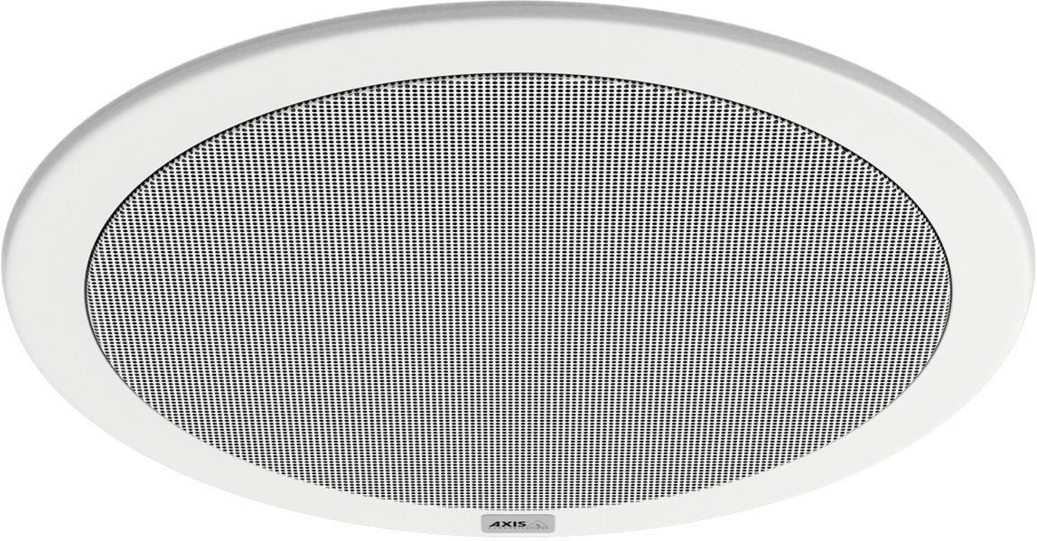 C2005 Netzwerk-Deckenlautsprecher in Weiß