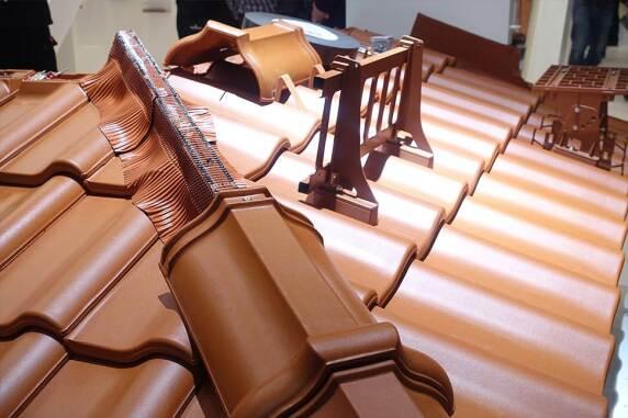 6/13: Impression von der Dach+Holz