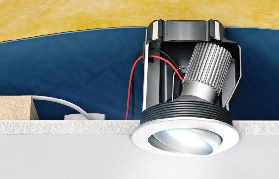Kaiser GmbH & Co. KG: Einbaugehäuse ThermoX LED