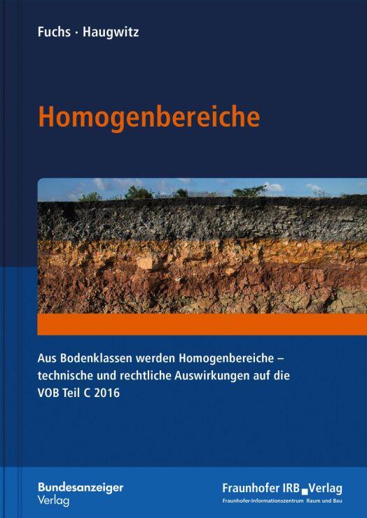 Homogenbereiche - aus Bodenklassen werden Homogenbereiche